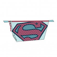 DC Comics Cosmetic Bag Superman
