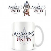 Assassins Creed Unity hrnek Colour Logo