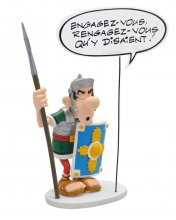 Asterix Collectoys Comics Speech Socha The Roman Legionary 18 c