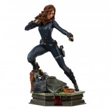 Avengers Infinity War Legacy Replica Socha 1/4 Black Widow 46 c