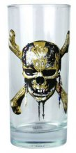 Pirates of the Caribbean Glass Skull
