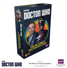 Doctor Who Exterminate! Miniatures The Return of Doctor Mysterio