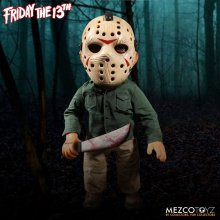 Friday the 13th Mega Scale Action Figure with Sound Feature Jaso