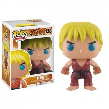 Figurka Street Fighter POP! Ken Masters 9 cm