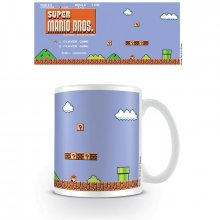 Hrnek Super Mario Bros Retro Title