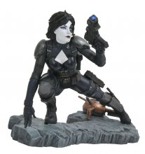 Marvel Comic Premier Collection Statue Domino 21 cm