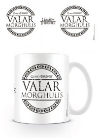 Game of Thrones Hrnek Valar Morghulis
