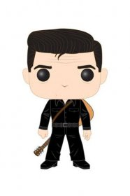 Johnny Cash POP! Rocks Vinylová Figurka Johnny Cash in Black 9 c