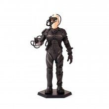 Star Trek TNG Mini Master Figure 1/12 Locutus of Borg Latinum Ed