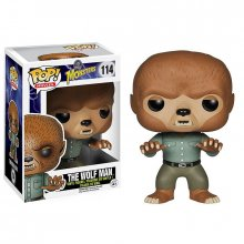 Figurka Universal Monsters The Wolf Man 10 cm POP! Funko