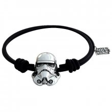 Star Wars náramek Stormtrooper Black