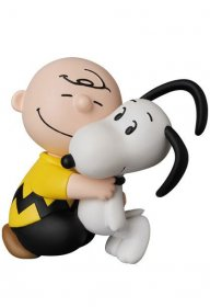 Peanuts UDF Series 8 Mini Figure Charlie Brown & Snoopy 8 cm