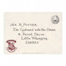 Harry Potter Tin Sign Letters 21 x 15 cm