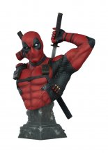 Marvel Comics Bust Deadpool 28 cm