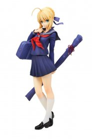 Fate/Stay Night PVC Socha 1/7 Master Altria 22 cm