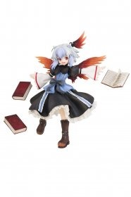 Touhou Project Socha The Youkai Who Read a Book 16 cm