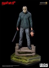 Friday the 13th Deluxe Art Scale Socha 1/10 Jason 25 cm