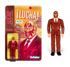 Legends of Lucha Libre ReAction Akční figurka Solar in Suit 10 c