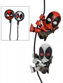 Marvel Comics Scalers Figures 2-Pack Deadpool & X-Force with Ear