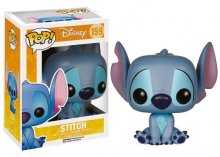 Lilo & Stitch POP! Vinyl Figure Stitch (Seated) 9 cm