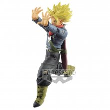 Dragon Ball Super PVC Socha Super Saiyan Trunks Future Galick G