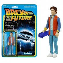 Back to the Future ReAction figurka Marty McFly