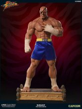 Street Fighter Statue 1/3 Sagat PCS Exclusive 93 cm