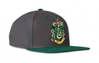 Harry Potter Snapback kšiltovka Slytherin