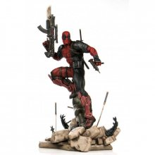 Marvel Comics PrototypeZ Socha 1/6 Deadpool by Erick Sosa 46 cm