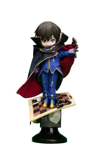 Code Geass: Lelouch of the Rebellion Deformed Vignette Doll Lelo