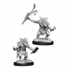 Magic the Gathering Deep Cuts Unpainted Miniatures Goblin Guide