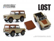 Lost kovový model 1/18 1970 Ford Bronco