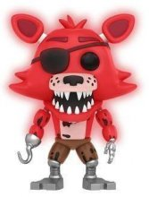Five Nights at Freddy's POP! Games Vinyl Figure Foxy GITD 9 cm