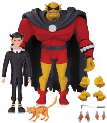 Batman The Animated Series Akční figurka 2-Pack Etrigan with Kla