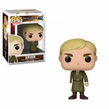 Attack on Titan POP! Animation Vinylová Figurka Erwin (One-Armed