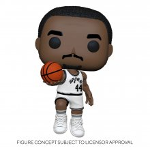 NBA Legends POP! Sports Vinylová Figurka George Gervin (Spurs Ho