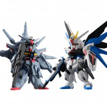 Mobile Suit Gundam SEED Fusion Worms Converge SP07 Freedom X Pro