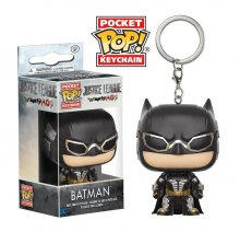 Justice League Movie Pocket POP! vinylový přívěšek na klíče Batm