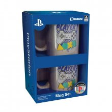 Sony PlayStation Hrnek 2-Pack Player One and Player Two