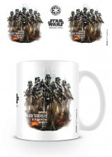 Star Wars Rogue One Mug Death Trooper Profile