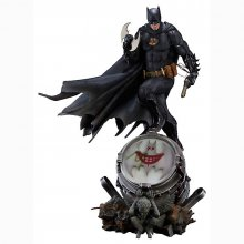 DC Comics Prime Scale soška Batman Black Edition 89 cm