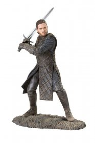 Game of Thrones PVC Socha Jon Snow Battle of the Bastards 20 cm