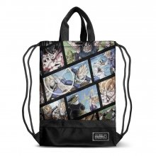 Dragon Ball Z Gym Bag Frames