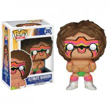 WWE Wrestling POP! figurka Ultimate Warrior 9 cm