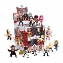 WWE Action Vinyls mini figurky 8 cm Wave 1 Display (12)