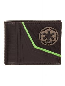 Star Wars Rogue One Wallet Empire Badge