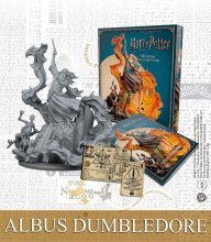 Harry Potter Miniature 35 mm Albus Brumbál *English Version*