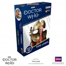 Doctor Who Exterminate! Miniatures Time Lords *English Version*