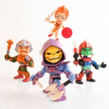 Masters of the Universe Akční figurka 4-Pack Skeletor/Teela Meta