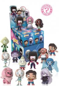 Steven Universe Mystery mini figurky 5 cm Display (12)